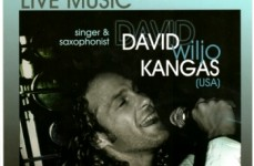 David Kangas v Restauraci Aquarium1